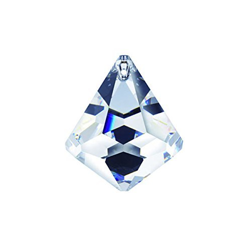 Swarovski-crystal-50mm-Clear-Faceted-Cone-Ball-Prism-Amazing-Shine-Brilliance-Strass-Logo-engraved-Pendant-Prism-Chandelier-Accent-Party-Decoration-0