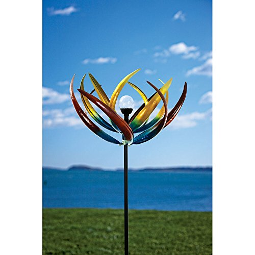 The-Original-Solar-Multi-Color-Tulip-Wind-Spinner-Solar-Powered-Glass-Ball-Emits-Color-Changing-Light-Made-of-Metal-and-Steel-0-0