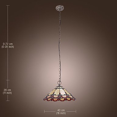 Tiffany-Pendant-Light-with-2-Lights-in-Warm-Light-Red-Edge-0-0