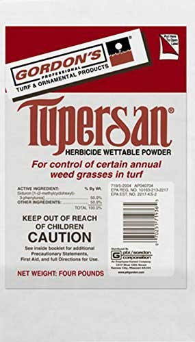 Tupersan-Herbicide-Wettable-Powder-4-Lbs-Siduron-50-Use-On-Newly-Seeded-Areas-0