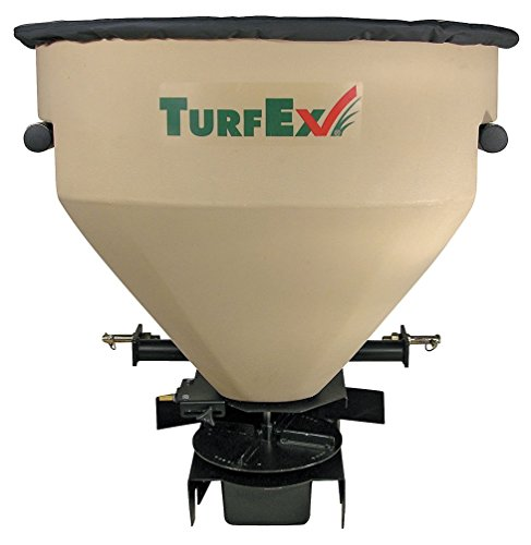 TurfEx-TS700P-SeedFertilizer-Spreader-418-lbs-Capacity-Up-to-30-ft-Spread-Width-3-Point-Hitch-Mount-Type-0