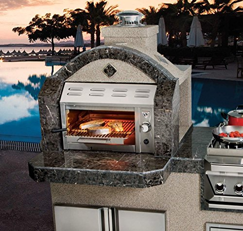 Twin-Eagles-Built-In-Salamangrill-TESG24-L-24-Inch-Propane-Gas-0-0