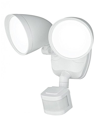 Vaxcel-T0170-Tau-Smart-Lighting-2-Level-LED-Motion-Sensor-Security-Light-White-Finish-0