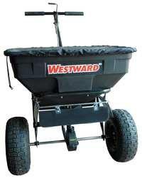 Westward-4UHD1-Seed-and-Fertilizer-Spreader-125-lb-0