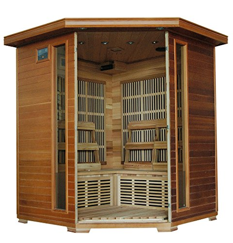 Whistler-4-Person-Corner-Cedar-Heatwave-Sauna-Free-Shipping-0-0