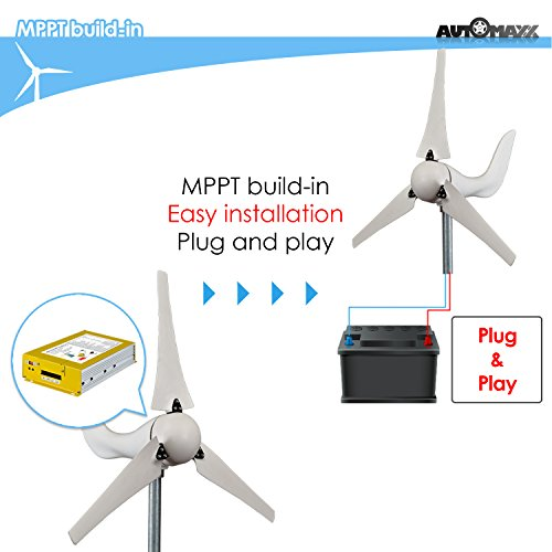 Windmill-DB-400-400W-12V-Wind-Turbine-Generator-kit-0-2