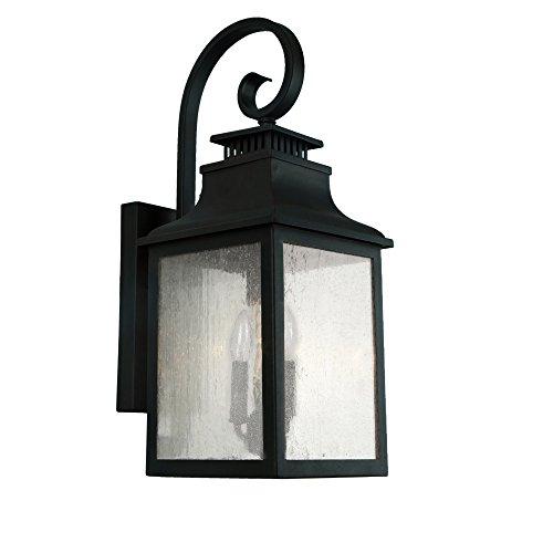 Y-Decor-EL2283IB-Morgan-2-Exterior-Lighting-Imperial-Black-0