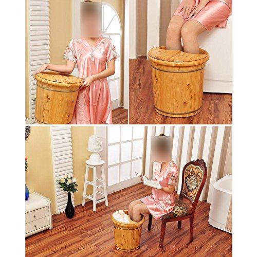 YIHANGG-Wooden-Foot-Tub-Home-Fumigation-Casks-Footbath-Massage-Tubs-Footbath-Tubs-Pedicure-Steam-Steamed-Foot-0-1