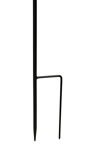 Zeckos-Distressed-Metal-Windmill-Garden-Stake-Wind-Spinner-59-12-Inches-High-0-1
