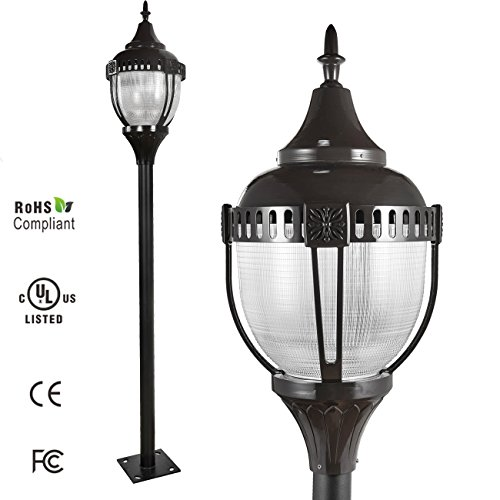 outdoor-post-light-60W-6500LM-UL-Listed-LED-Post-Top-Light-Fixture-with-5700K-white-light-AC100-277V-IP65-Waterproof-acorn-light-fixture-outdoor-lamp-led-garden-lamp-night-light-0